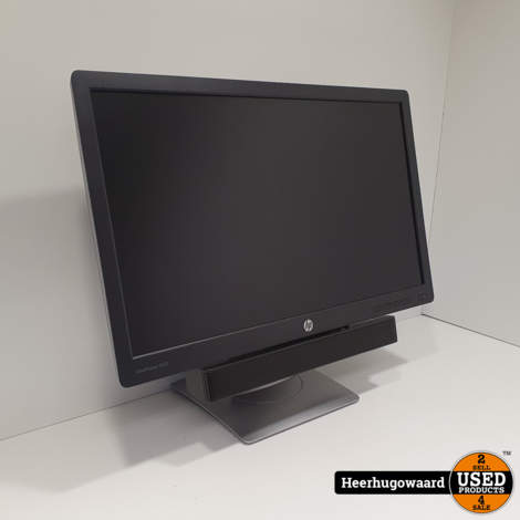 HP EliteDisplay E220 21,5'' Full HD Monitor met Ingebouwde Speakers