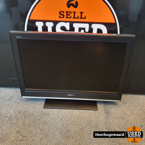 Sony KDL-32S3000 32'' HD Ready TV excl. AB in Goede Staat