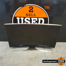 Samsung UE40JU6650 40'' Curved 4K UHD Smart TV in Nette Staat