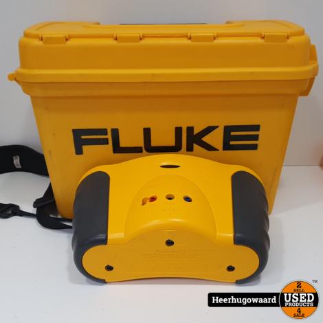 Fluke 1653B Installatietester Compleet in Doos in Goede Staat