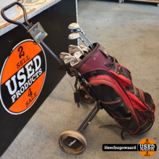Penn Powerplay Golfset RH Dames 12 Delig in Goede Staat