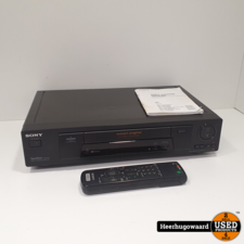 Sony SLV-SE700 Video Casette Recorder incl. AB in Nette Staat