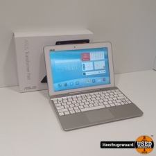 Asus Transformer Pad TF103C 10,1'' 16GB 2-in-1 Tablet Compleet in Nette Staat