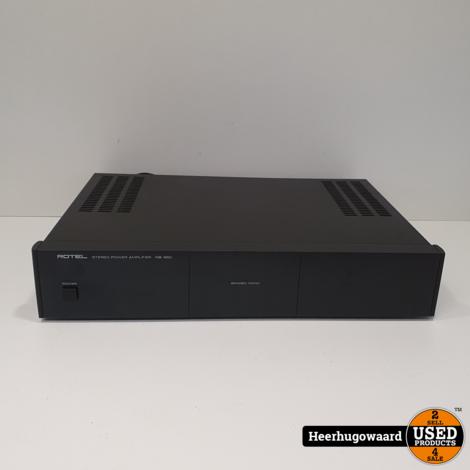 Rotel RB-850 Stereo Eindversterker in Goede Staat