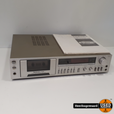 Technics M45 Direct Drive Cassette Deck in Goede Staat