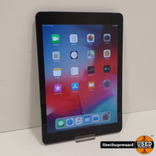 iPad Air 1 16GB WiFi + 4G Space Gray in Nette Staat