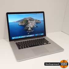 MacBook Pro 15'' Mid 2014 - i7 2,5GHz 16GB 512GB SSD 13 Cycli