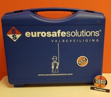 Eurosafesolution Valbeveiliging Nieuw in koffer