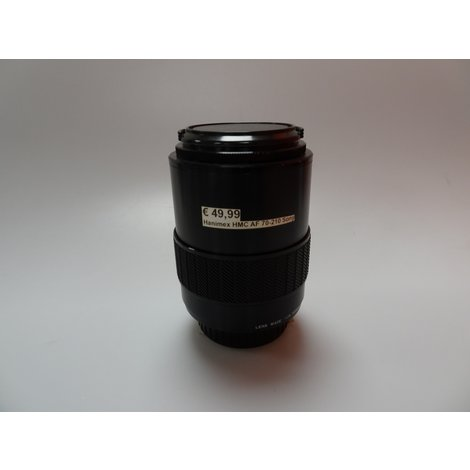 Hanimex HMC 70-210mm 1:4.0-5.6 Sony Lens   Met garantie  