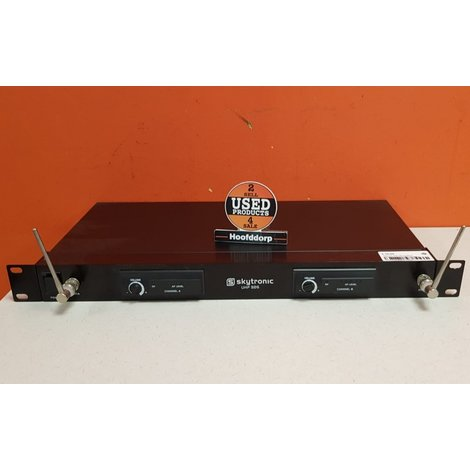 Skytronic UHF 326 Draadloos microfoonsysteem | Met garantie |