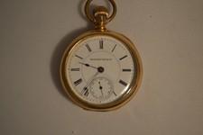 Hampdon Watch & Co Zakhorloge | Met Garantie