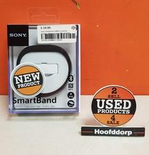 Sony Sony Smartband SWR10 Activity Tracker | Nieuw