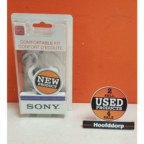 Sony MDR-J20 Vertical In-Ear Headphones -Silver Nieuw in doos | Met Garantie