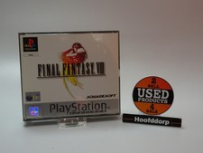 Final Fantasy 8 Voor de  Playstation 1