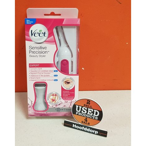 Veet Sensitive Precision Trimmer Expert Waterproof - Wit