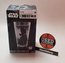 Disney Star Wars  Ep VII - Kylo Ren kleur veranderend glas NIEUW