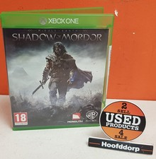 Xbox One Game: Shadows of mordor | Met garantie