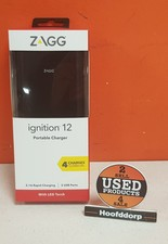Zagg Ignition 12 Battery Power Bank Nieuw