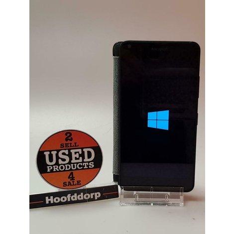 Microsoft Lumia 640 Black met flipcover | Met garantie
