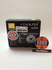 Nikon Coolpix A100 20.1MP Zwart Nieuw
