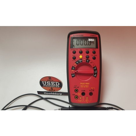 Amprobe 37XR-A Multimeter digitaal