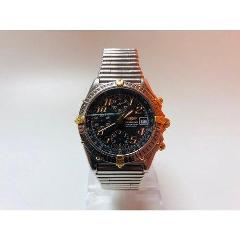 Breitling B13050.1 Vitesse Chronomat Gold/STEEL Arabic