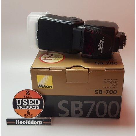 Nikon SB-700 Flitser | Nette staat