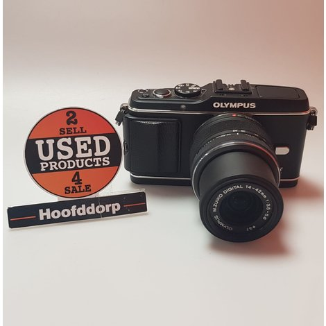 Olympus E-P3 Systeemcamera nette staat | Met garantie