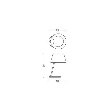 Lirio Posada Lamp | Nieuw in doos