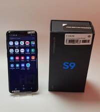 samsung Samsung galaxy s9 64GB Midnight Black Compleet in Doos