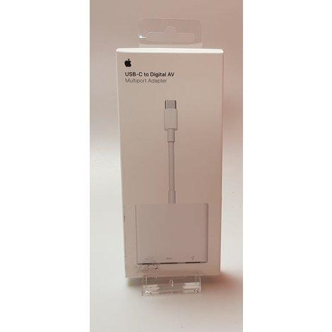 Apple USB-C Digital AV Multiport Adapter   Nieuw in doos