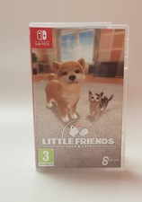 Nintendo Switch game: Little friends Dogs & Cats