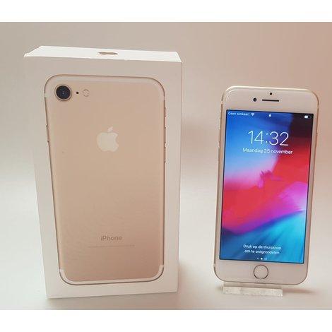 iPhone 7 256GB Gold redelijke staat