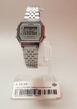 casio LA680WE Digitaal herenhorloge
