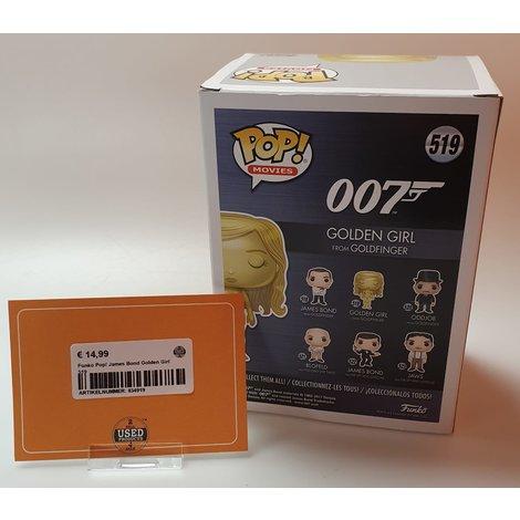 Funko Pop! James Bond Golden Girl 519