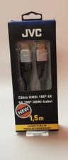 JVC HDMI kabel HDMI ULTRA HD GOLD CONNECTORS ROTATIVE 90° 1.5M