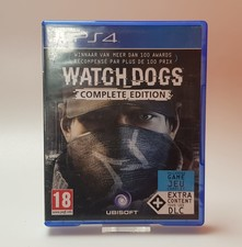 Playstation 4 game : Watch Dogs Complete edition