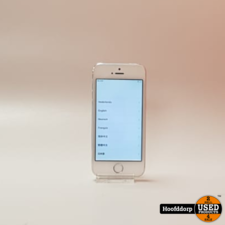iPhone 5s 16GB Silver | Nette staat
