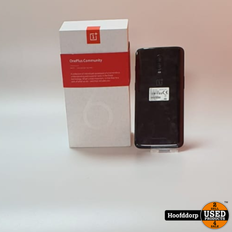 Oneplus 6T 128GB Black Nette staat
