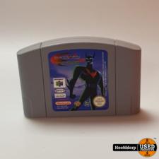 Nintendo 64 Game Losse Casette : Batman of the Future Return of the Joker