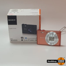 Sony DSC-WX350 Compact camera