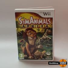 Nintendo Wii game : SimAnimals Afrika