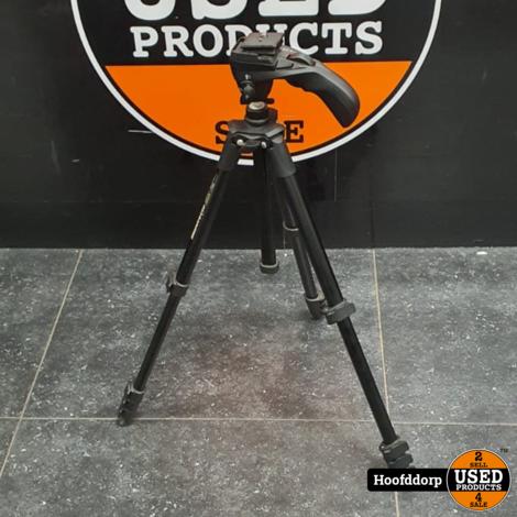 Manfrotto MKC3-H01 Compact lichtgewicht statief