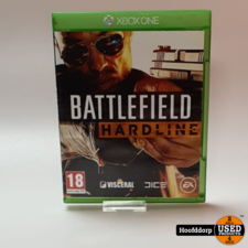 Xbox one Game: Battlefield Hardline