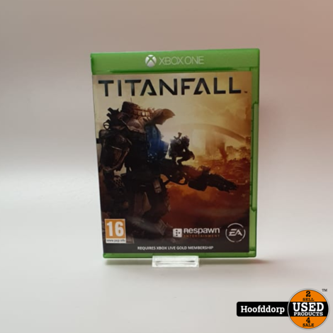 Xbox one Game: Titanfall
