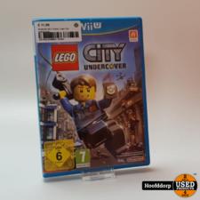 Nintendo Wii U Game: Lego City Undercover