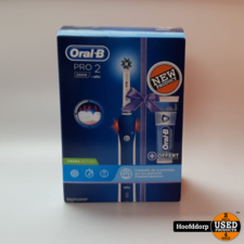 Oral-B PRO 2 2800 Elektrische Tandenborstel Powered By Braun + Expert Tandpasta