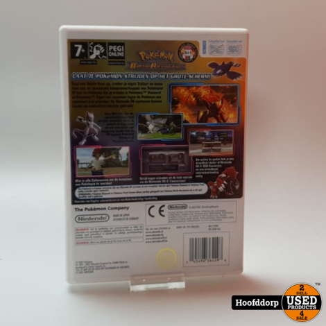 Nintendo Wii Game: Pokemon Battle Revolution