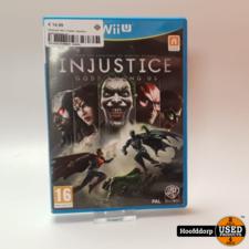 Nintendo Wii U Game: Injustice - Gods Among us
