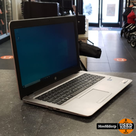 HP Elitebook 850 G3 i7 8GB Ram 256GB SSD | Nette staat
